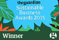 The Guardian Sustainable Business awards 2015